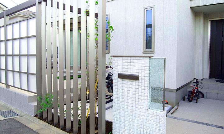 相模原市でエクステリア・外構のトータルデザイン