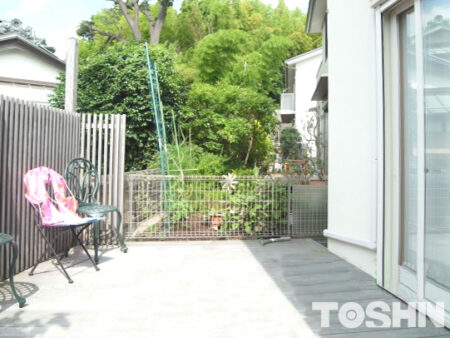 光と風を採り入れる庭に 鎌倉市 A様邸