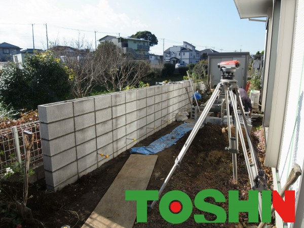 サンルーム LIXILココマ腰壁ガーデンルーム 下地完了 神奈川県相模原市中央区