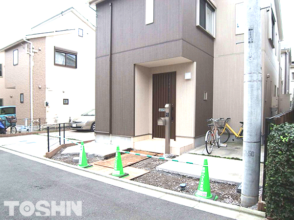 建売住宅のエクステリアをおしゃれにリフォーム 神奈川県