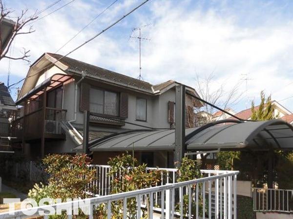 カーポートと住宅解体のご相談 町田市 Y様邸