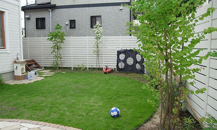 相模原市で庭・ガーデンの維持管理