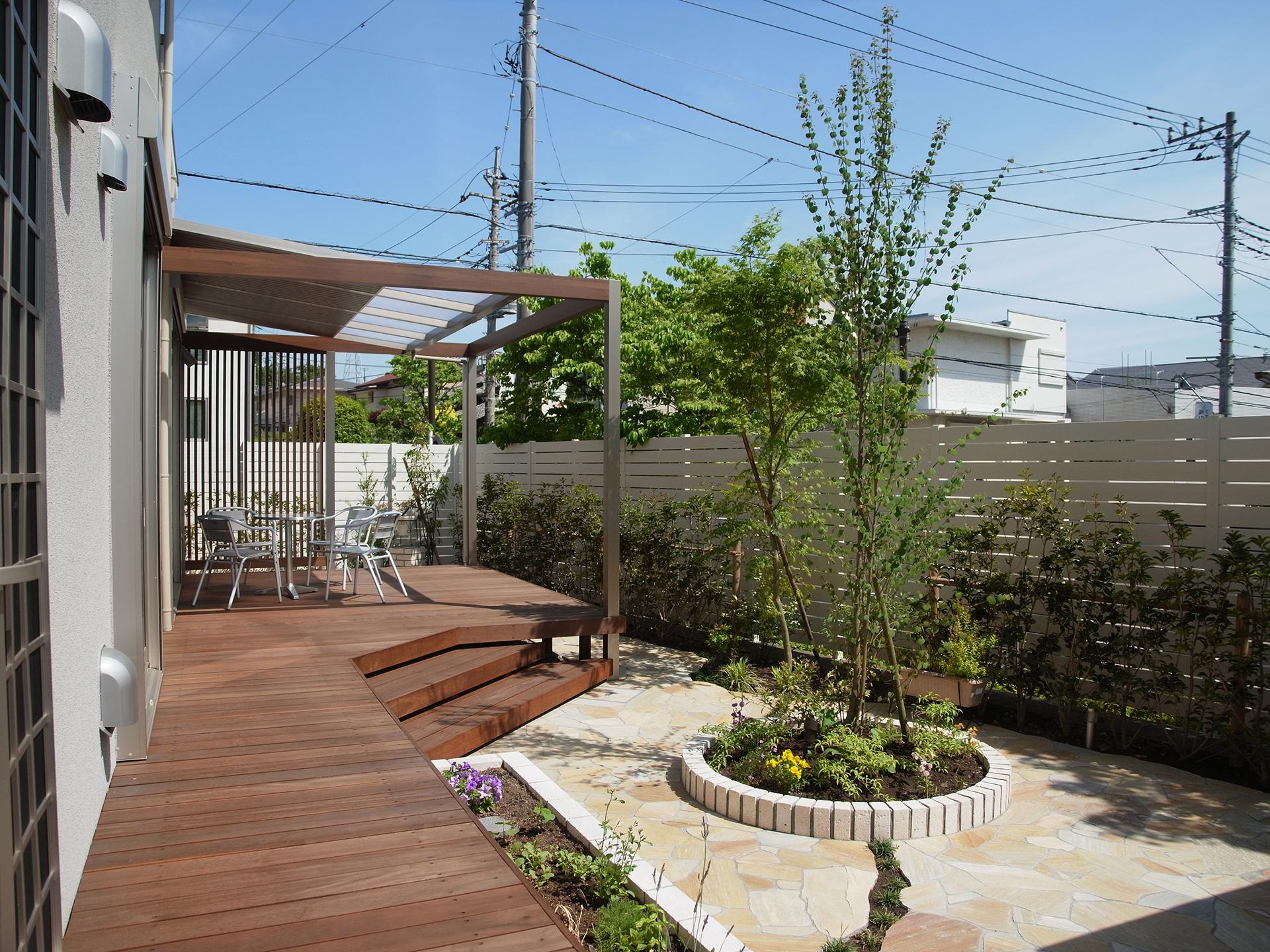 相模原市で外構工事や庭回りの工事