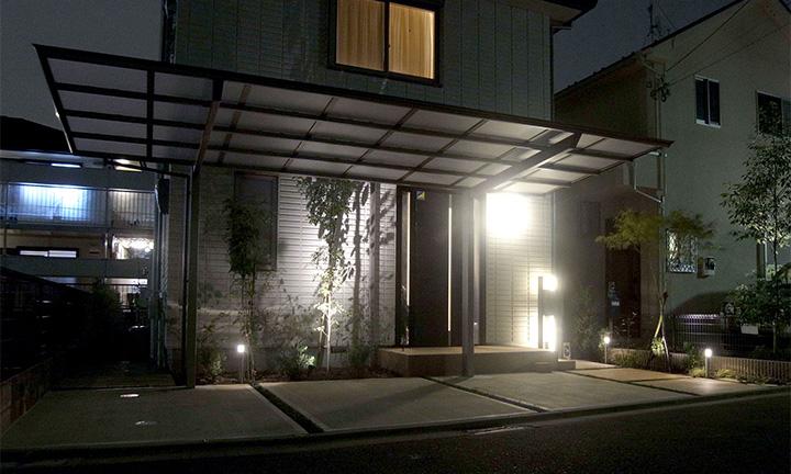 相模原市の照明工事デザイン02