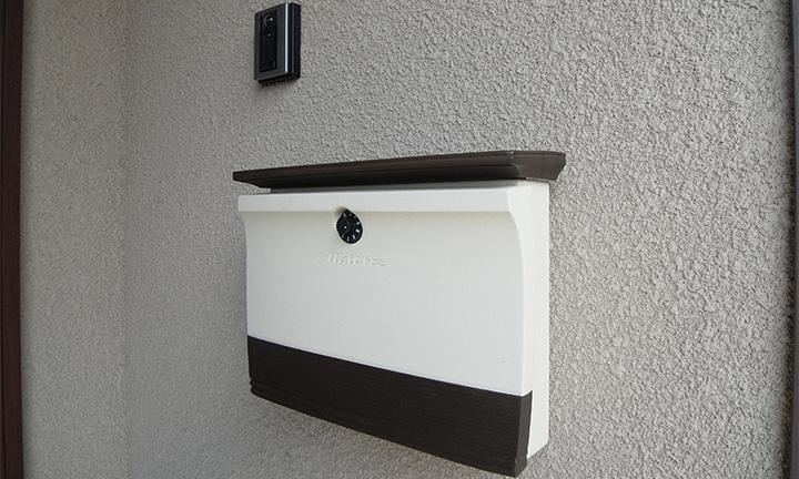 相模原市の郵便ポスト設置例02