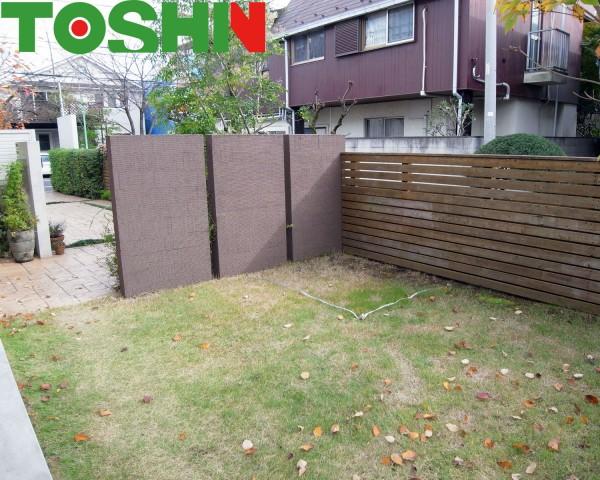 庭にマッチするお洒落な物置 ディーズガーデン カンナ 世田谷区