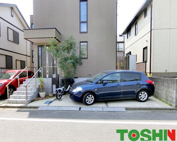 リクシルのサイクルポート「フーゴFミニ」で愛車を守る 町田市