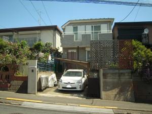 家の雰囲気にマッチした外構へリフォーム 町田市