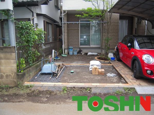 リクシルのテラス囲い・サニージュでお庭を有効活用 相模原市