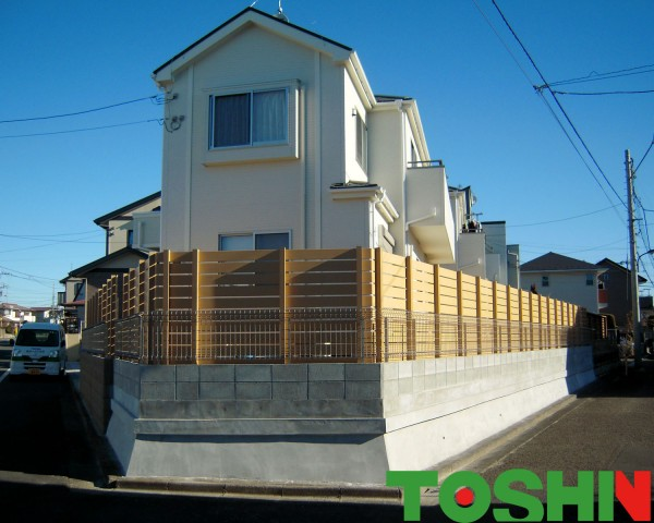 町田市のリフォームを兼ねた外構工事