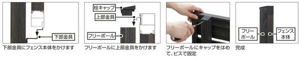 フェンス エバーアートフェンス 【タカショー】