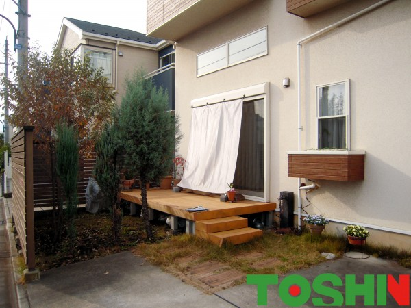 LIXILガーデンルーム NEWジーマでお庭を有効活用