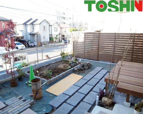 和モダンな外構で理想のお庭を実現