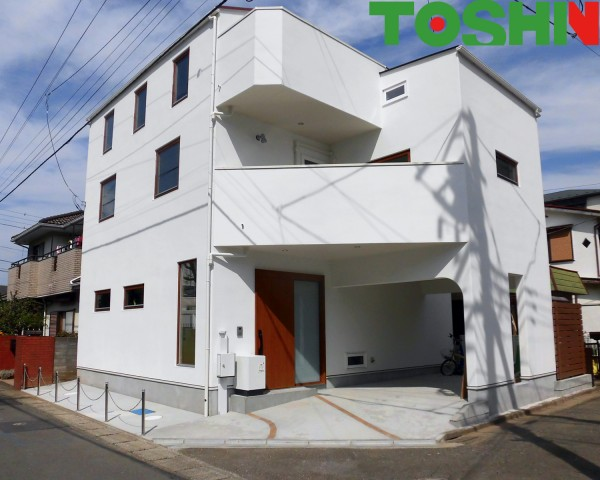 大和市で新築の外構工事