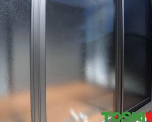 LIXILサンルーム サニージュ 型ガラスで目隠し効果UP