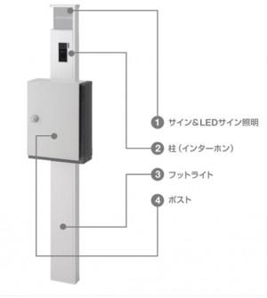 ファンクションユニット アクシィ1型【LIXIL】