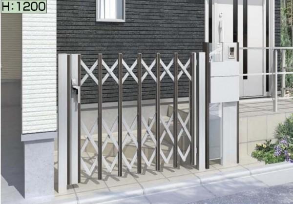 相模原市のエクステリアの門扉【LIXIL】アーキシャット門扉