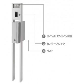 ファンクションユニット アクシィ2型【TOEX】
