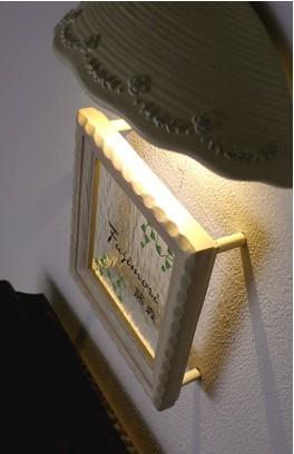 LED表札灯テラコッタタイプA【Dea's garden】