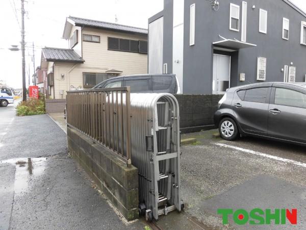 伸縮門扉の修理 相模原市