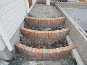 スウェーデンハウスの外構工事