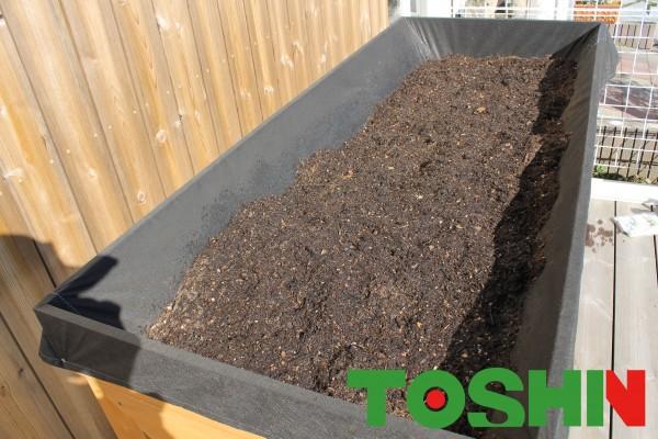 簡単家庭菜園 木酢液を使った土づくり