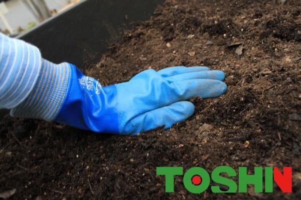 簡単家庭菜園 ラディッシュの種まき