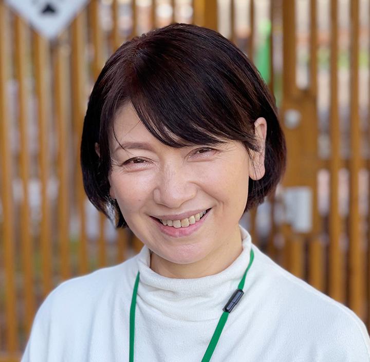 相模原市のエクステリアショップスタッフ 鈴木 比呂子(すずきひろこ)